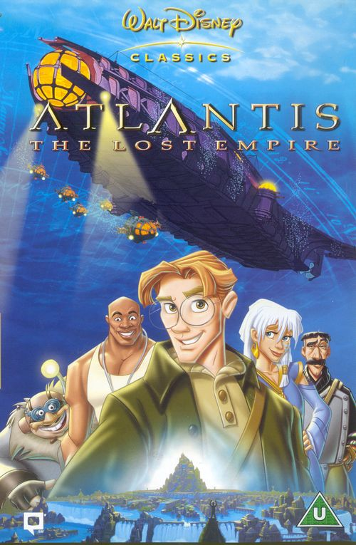 Anything good about Norse myths/Atlantis?